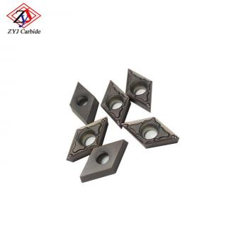 Quality DCMT11T302 Brand Lathe Carbide Inserts For Sale