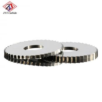 China Seller Solid Tungsten Carbide Saw Blade