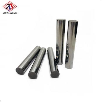 Grinding Cemented Carbide Drill Rod Solid Carbide Tools